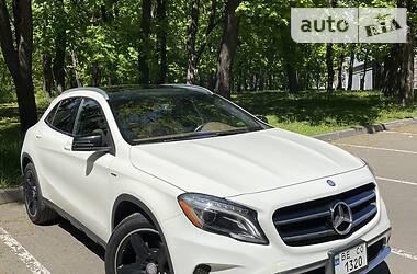 Mercedes-Benz GLA 250 2015 в Киеве