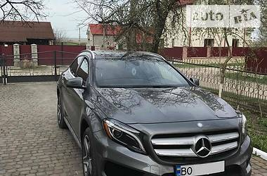 Mercedes-Benz GLA-Class 2016 в Тернополе