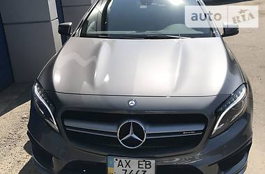 Mercedes-Benz GLA-Class 2015 в Харькове