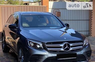 Внедорожник / Кроссовер Mercedes-Benz GLC 220 2016 в Запорожье