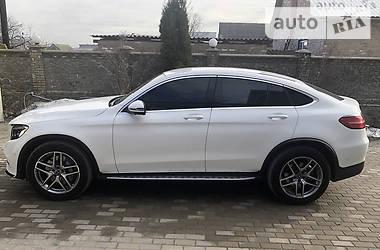 Купе Mercedes-Benz GLC 220 2018 в Жашкове