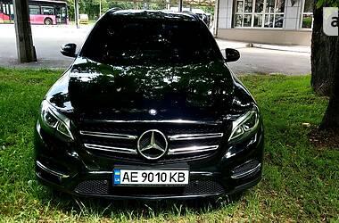 Позашляховик / Кросовер Mercedes-Benz GLC 220 2017 в Дніпрі