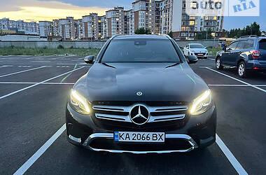 Внедорожник / Кроссовер Mercedes-Benz GLC 220 2019 в Киеве