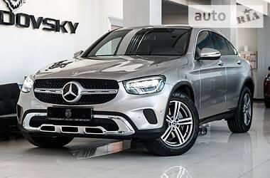 Внедорожник / Кроссовер Mercedes-Benz GLC 220 2019 в Одессе