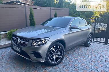 Купе Mercedes-Benz GLC 220 2018 в Ужгороде