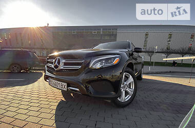 Mercedes-Benz GLC 300 2017 в Львове
