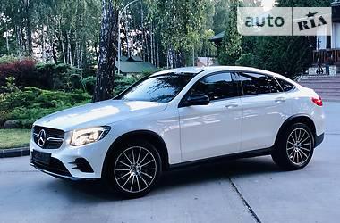 Mercedes-Benz GLC Coupe 2018 в Киеве