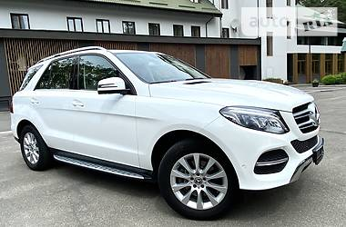 Mercedes-Benz GLE 250 2018 в Киеве