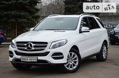 Mercedes-Benz GLE 250 2015 в Одессе