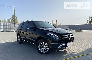 Mercedes-Benz GLE 250 2017 в Лубнах