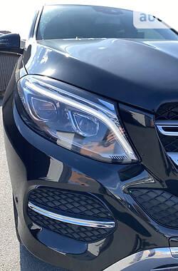 Позашляховик / Кросовер Mercedes-Benz GLE 250 2016 в Дніпрі