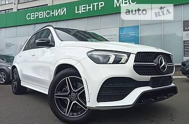 Внедорожник / Кроссовер Mercedes-Benz GLE 300 2020 в Киеве