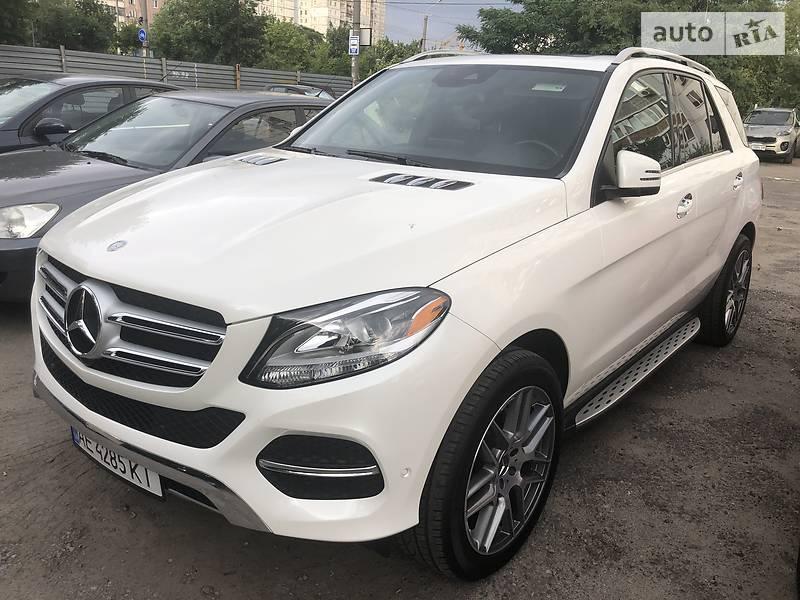 Mercedes-Benz GLE 350 2016 в Києві