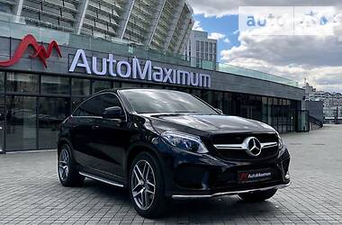 Mercedes-Benz GLE 350 2018 в Киеве