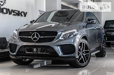Mercedes-Benz GLE 350 2018 в Одессе