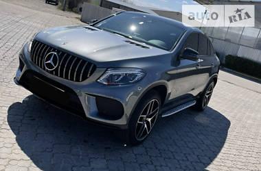 Mercedes-Benz GLE 350 2018 в Черновцах