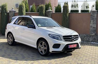Внедорожник / Кроссовер Mercedes-Benz GLE 350 2017 в Черновцах