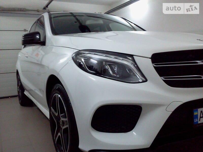Mercedes-Benz GLE 400 2018 в Киеве