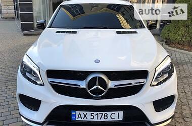 Mercedes-Benz GLE 400 2015 в Харькове