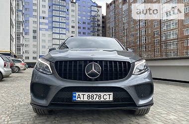 Mercedes-Benz GLE 400 2016 в Ивано-Франковске