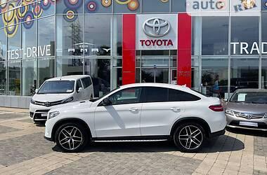 Купе Mercedes-Benz GLE 400 2018 в Одессе