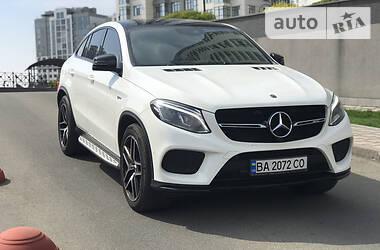 Купе Mercedes-Benz GLE 43 AMG 2018 в Киеве