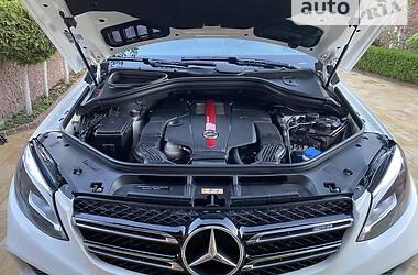 Внедорожник / Кроссовер Mercedes-Benz GLE 43 AMG 2018 в Житомире