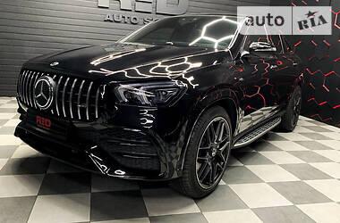 Внедорожник / Кроссовер Mercedes-Benz GLE 53 AMG 2020 в Одессе