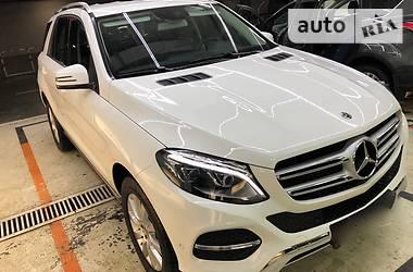 Mercedes-Benz GLE-Class TDI+DESIGNO 2018