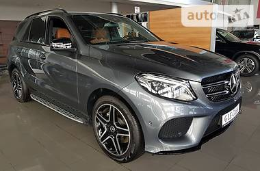 Mercedes-Benz GLE-Class AMG Night Package 2017