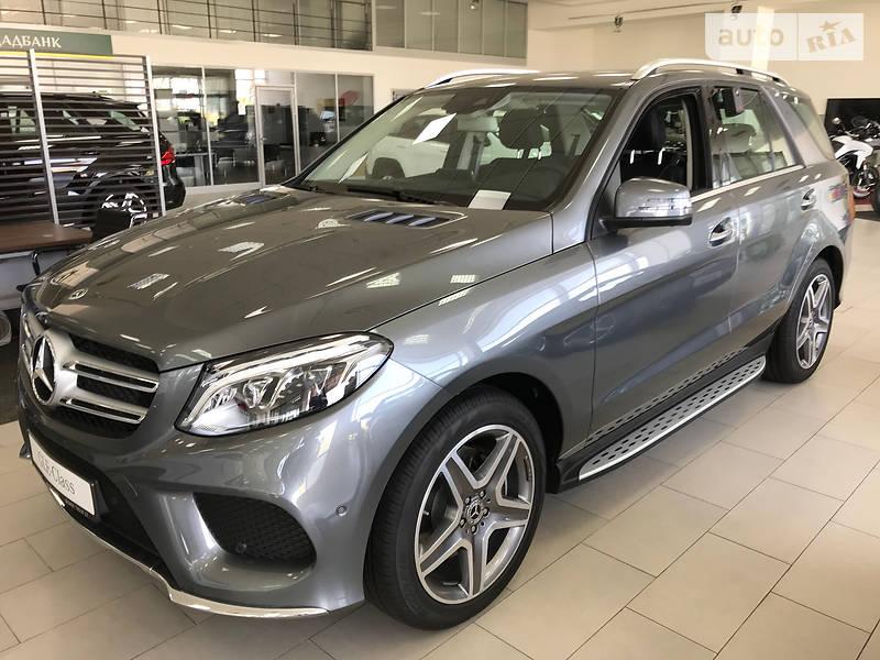 Mercedes-Benz GLE-Class 2017 в Одессе