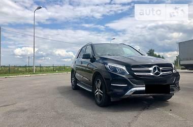 Mercedes-Benz GLE-Class 2017 в Коломые