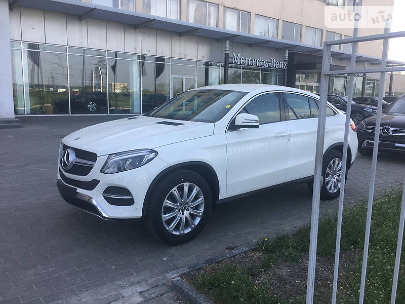 Mercedes-Benz GLE Coupe 2018 в Харькове