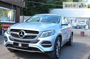 Mercedes-Benz GLE Coupe 2017 в Одессе