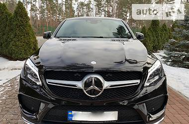 Mercedes-Benz GLE Coupe 2017 в Киеве