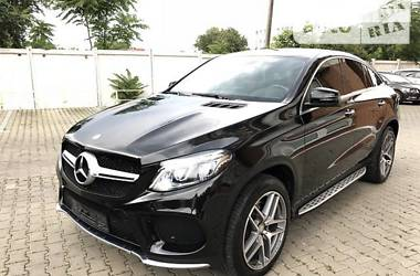 Mercedes-Benz GLE Coupe 2016 в Одессе