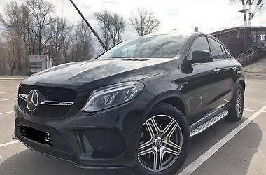 Mercedes-Benz GLE Coupe 2017 в Киеве