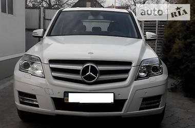 Mercedes-Benz GLK 220 2012 в Киеве