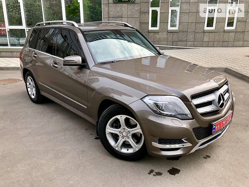 Mercedes-Benz GLK 2013 года