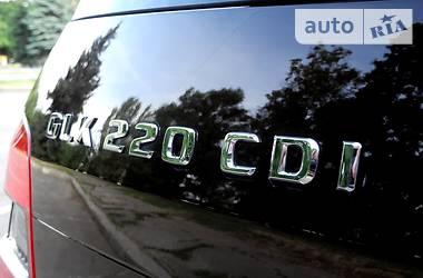 Mercedes-Benz GLK 220 2010 в Николаеве