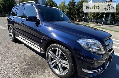 Mercedes-Benz GLK 220 2013 в Ровно