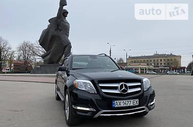 Mercedes-Benz GLK 250 2015 в Харкові