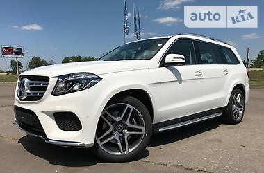 Mercedes-Benz GLS 350 2017 в Одессе