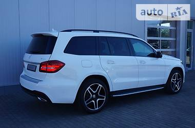 Mercedes-Benz GLS 350  2017