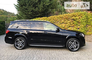 Mercedes-Benz GLS 350 2017 в Львове