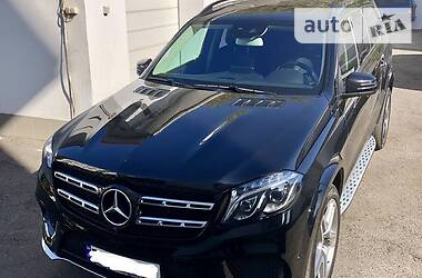 Mercedes-Benz GLS 350 2016 в Николаеве