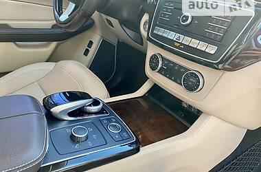 Внедорожник / Кроссовер Mercedes-Benz GLS 350 2016 в Белой Церкви