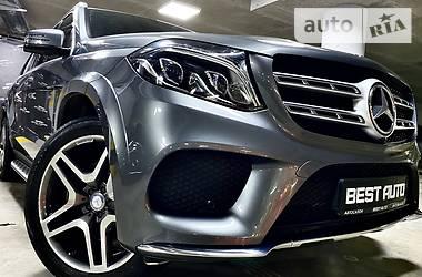 Mercedes-Benz GLS 400 2016 в Києві