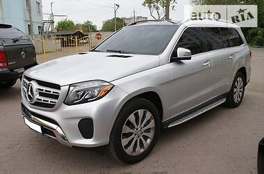 Mercedes-Benz GLS 450 2017 в Одессе