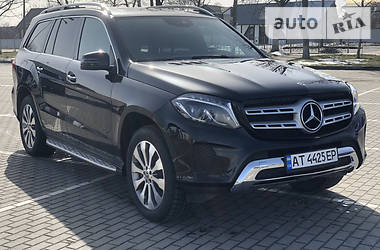 Mercedes-Benz GLS 450 2019 в Киеве